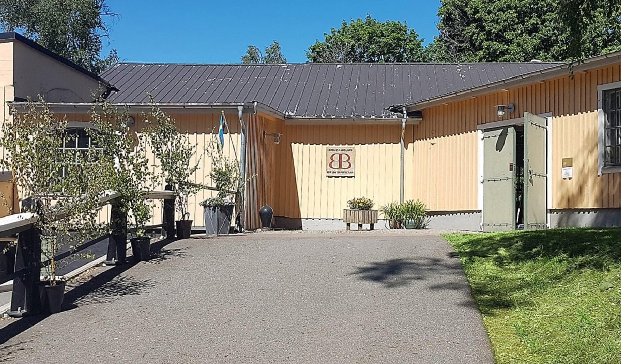 Bruzaholms Bruksmuseum Entré