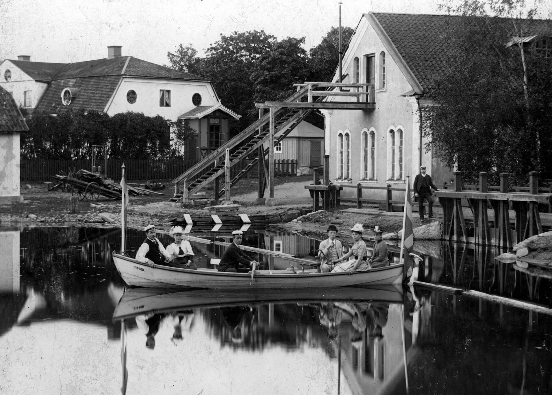 Bruzaholms Herrgården 1