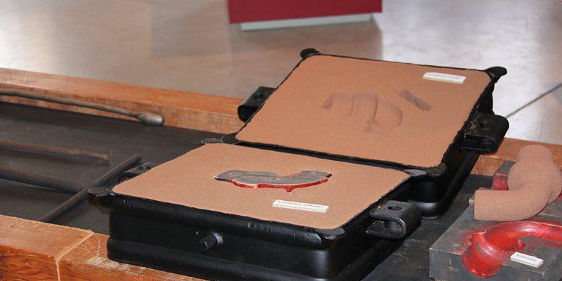 Bruzaholms Bruksmuseum Formhalva underdel