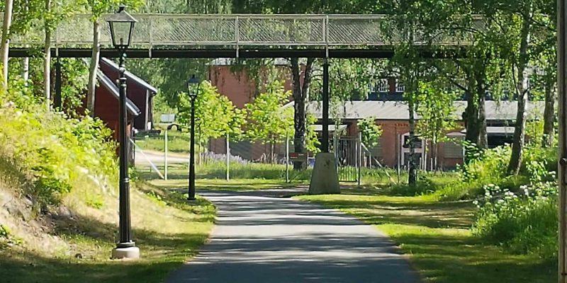 Vita bron Bruzaholm
