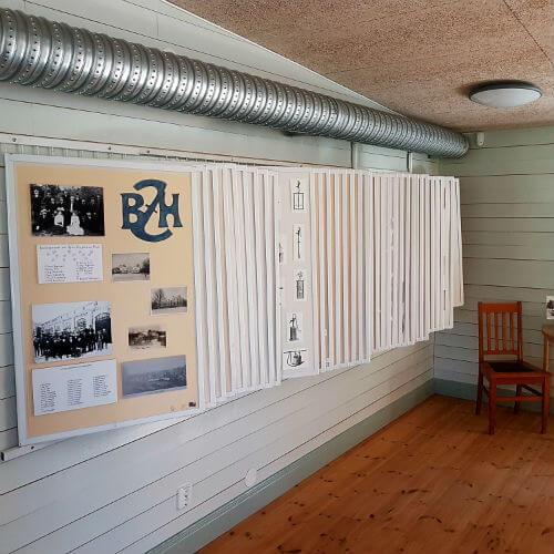 Bruzaholms Bruksmuseum Arkivet Information affischer
